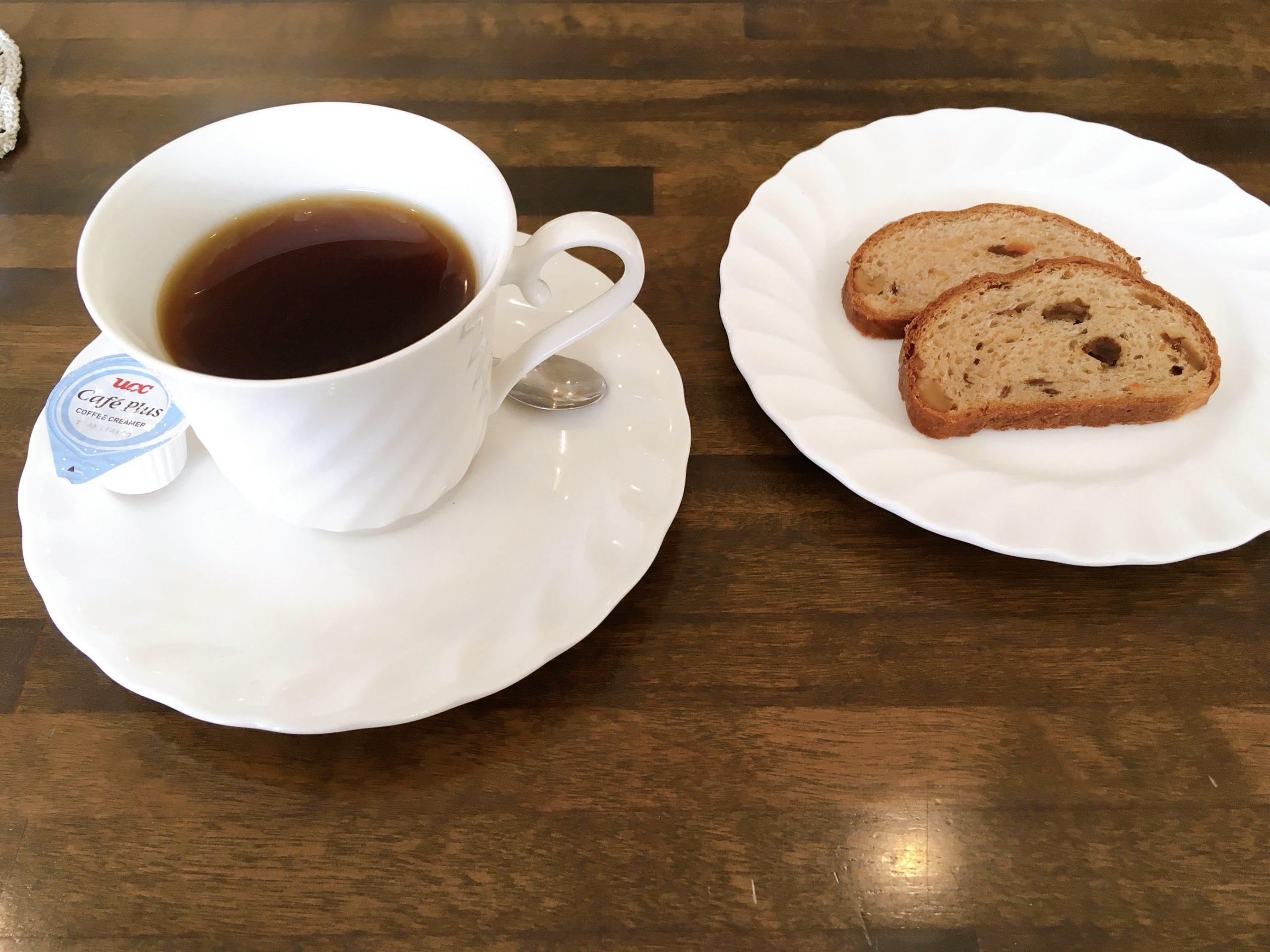 カフェ ヒロのコーヒー