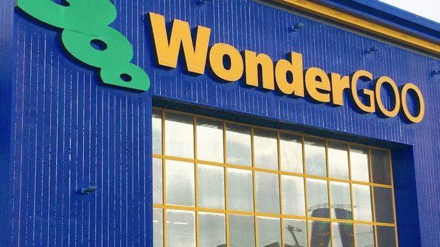 WonderGoo 茂原店 外観1